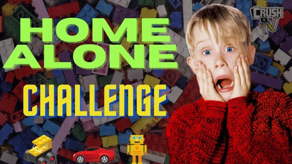 The home alone christmas challenge